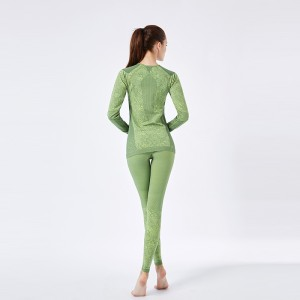 Active Wear green