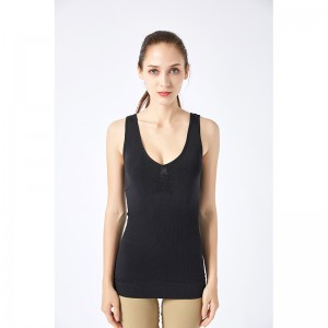 Cheap PriceList for Open Back Low Cut Tank Tops -