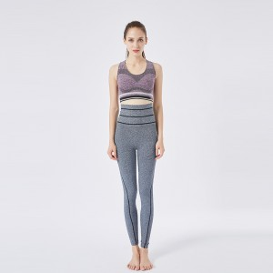 Sport bra & yoga wear Light purple