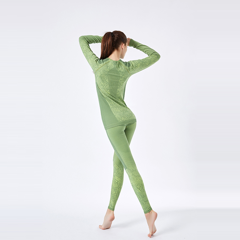 Active Wear verte Photo descriptive