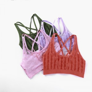 High Quality Two Pieces Yoga Clothes -
