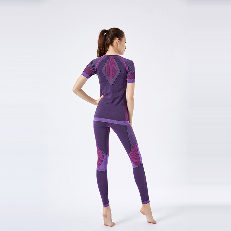 2017 Latest Design Compression Yoga Tights Hot Yoga Pants -