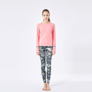 Active Wear pinki