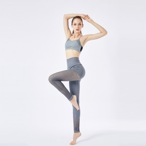 Sport bra at yoga wear