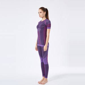 Active Wear lila