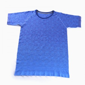 Mens T-short blue